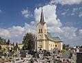 2014 Ostrawa, Třebovice, Kościół Wniebowzięcia NMP 07.jpg
