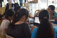 2014 Waray Wikipedia Edit-a-thon 19.JPG