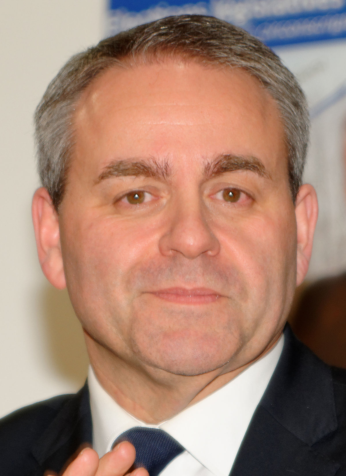 voter pour Xavier Bertrand