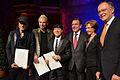 2015-02-03 Niedersächsischer Staatspreis 2014 Gudrun Schröfel Scorpions, (312)a Gerhard Schröder, Stephan Weil.jpg