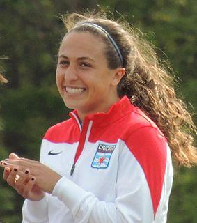 Danielle Colaprico American footballer
