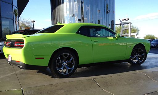 2015 Dodge Challenger RT