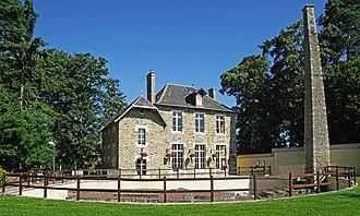 Canton of Trévières - The Molay-Littry Mine Museum