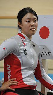 Kayono Maeda Olympic sprinter