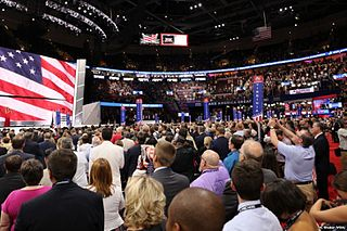 Republican National Convention Nominating meetings of the US Republican Party