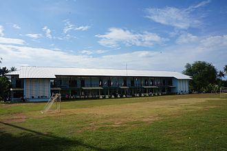 Education in Thailand - Ban Mai Khao Elementary School, Mai Khao, Phuket