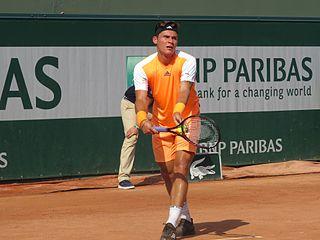 Daniel Masur German tennis player