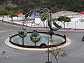 2018-02-26 Two worlds roundabout, Albufeira (1).JPG