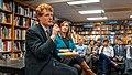 2018.03.20 Sarah McBride and Rep Joe Kennedy, Politics and Prose, Washington, DC USA 4110 (27075491708).jpg