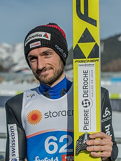 Killian Peier 2019 in Seefeld