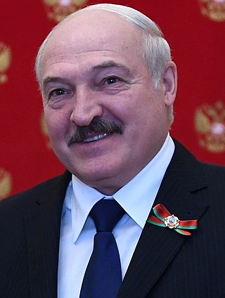Aljaksandr Lukaschenka