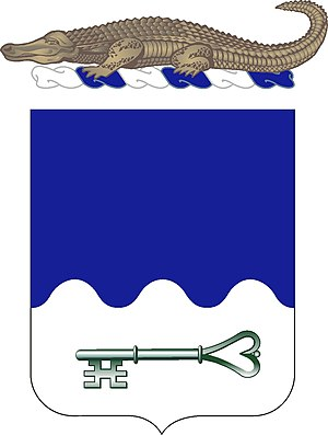 211th Infantry Regiment - Coat of arms