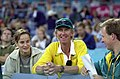 231000 - Athletics Australian head coach Chris Nunn watches - 3b - 2000 Sydney event photo.jpg