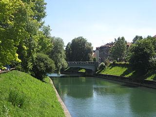 bridge in Slovenia