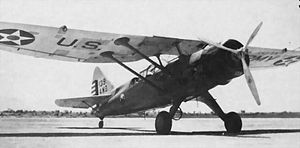 4th Composite Group - 2d Observation Squadron Douglas O-46A 36-139 Nichols Field, Luzon, Philippines, 1939 (4M tail designation of 4th Composite Group)