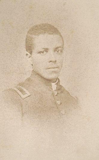 55th Massachusetts Infantry Regiment - 2nd Lt. John Freeman Shorter