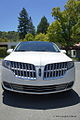 2nd View of Front Grill of Lincoln MKT (5872079840).jpg