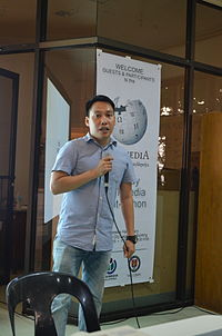 2nd Waray Wikipedia Edit-a-thon 03.JPG