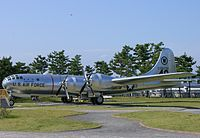 45-21739 W-48 a USAF B-29A Superfortress (3224612401).jpg