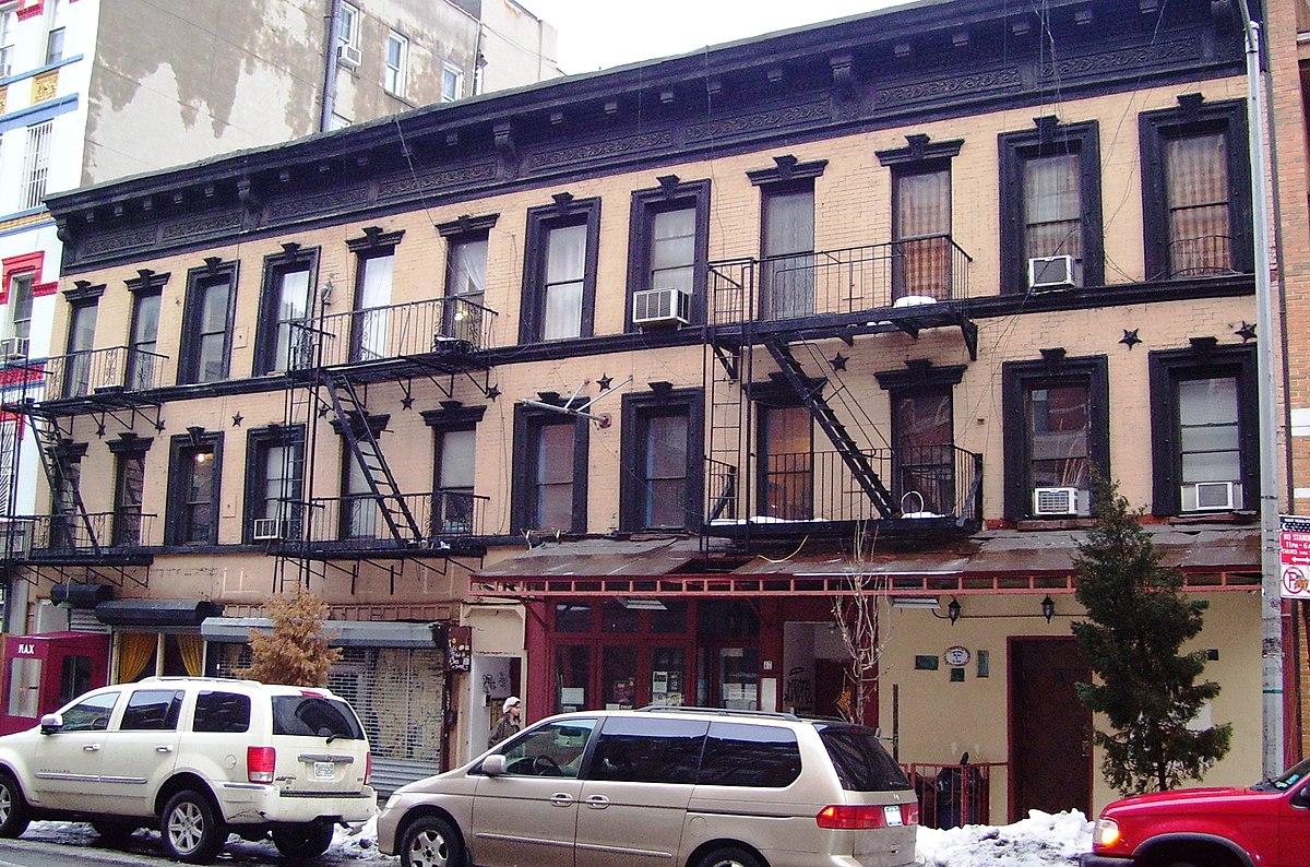 Avenue B  Manhattan