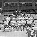 51ste Tour de France 1964, presentie televizierploeg in Palais du Sport in Renn…, Bestanddeelnr 916-5748.jpg