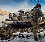 539 Assault Squadron performing a beach assault MOD 45159538.jpg