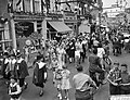 700jarig bestaan van Amersfoort, Paardentram in de stad, Bestanddeelnr 910-5534.jpg