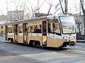 71-619K tram in Moscow.jpg
