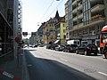 7318 - Luzern - Hirschengraben at Klosterstrasse - Rütligasse.JPG