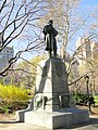 7th Regiment Memorial by John Quincy Adams Ward - Central Park, NYC - DSC06364.JPG