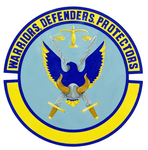 842 Security Police Sq emblem.png