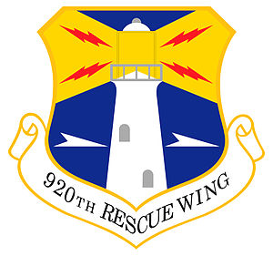 920th Rescue Wing - Image: 920th Rescue Wing