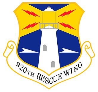 Patrick Air Force Base - Image: 920th Rescue Wing