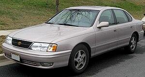 Toyota Avalon - 1998–1999 Toyota Avalon XLS (US)