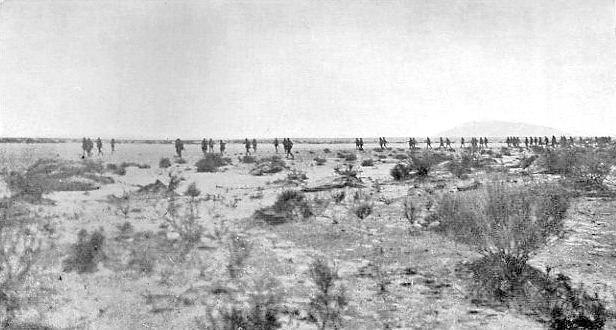 9th Light Horse Regiment Magdhaba