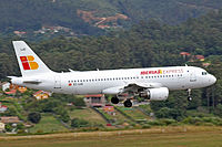 EC-LUC - A320 - Iberia Express