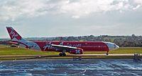 9M-XXE - A333 - AirAsia X