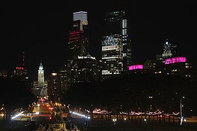 List Of Tallest Buildings In Philadelphia Wikipedia