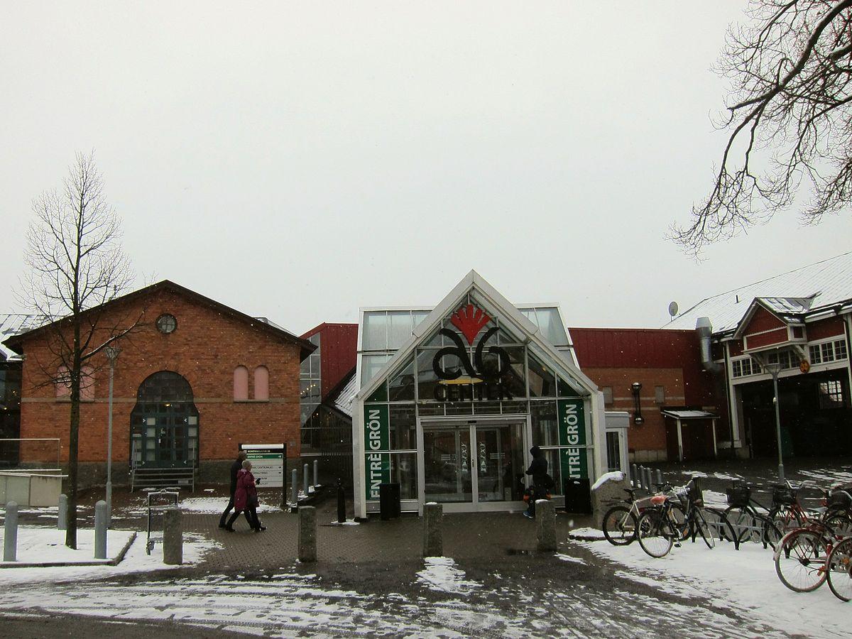 a6 center jönköping