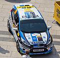 ADAC Rallye Deutschland 2013 - Fahrerpräsentation auf dem Roncalliplatz-4740.jpg