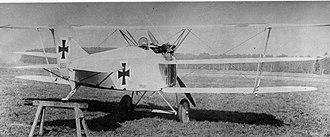 AEG Dr.I - Image: AEG Dr.I 1917