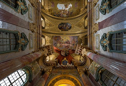 Jesuit church, Vienna