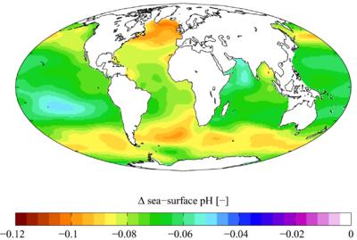 Acidificación Del Océano Wikipedia La Enciclopedia Libre