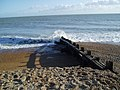A Groyne at Pevensey Bay - geograph.org.uk - 333133.jpg