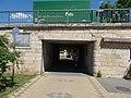 A Szolnoki városi Tisza-híd alagútja, 2017 Szolnok.jpg