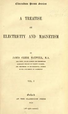 A Treatise on Electricity and Magnetism - Volume 1.djvu