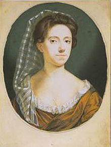A Woman, presumed to be a self-portrait of Susannah-Penelope Rosse.jpg