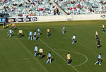 A league pre season sydney vs newcastle.jpg