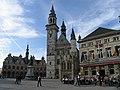 Aalst - Grote Markt zn - Belfort.jpg