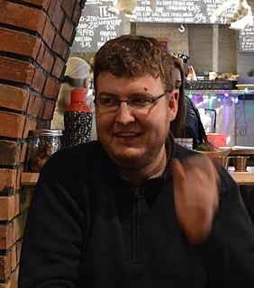 Aaron James (organist) Canadian organist